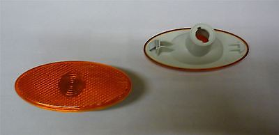 Renault Master MK3 side door panel moulding reflector indicator lens