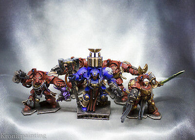 warhammer 40k Space Hulk - Pro Painted