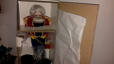 "Vtg. Nutcracker""Toy Soldier"" Porcelain Doll By Gorham"