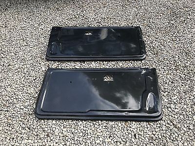 BMW E30 Coupe Carbon Fibre Door Cards