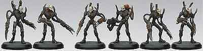 AT-43 Therian Grim Golem Unit box 6 figures 40k Oni
