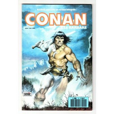Conan (Semic) N° 11 - Comics Marvel