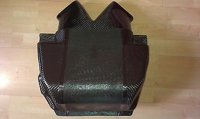 Kawasaki ZX7R Carbon Airbox Kit Factory ZX7RR P N Ninja ultra light wsb bsb