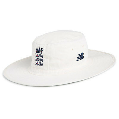 New Balance England Cricket Test Sun Hat