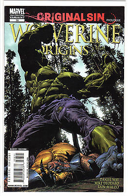 Marvel Comics - Wolverine Origins #28 2nd Printing Variant