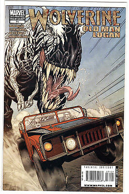 Marvel Comics - Wolverine #71 - 2nd Printing Variant - Old Man Logan