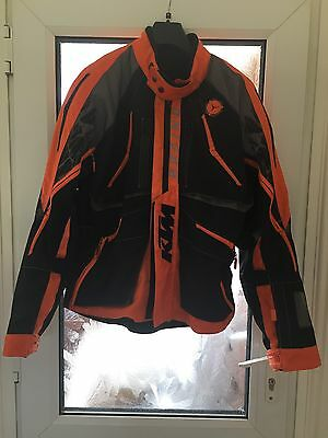 Ktm Endro Competition Jacket With Elbow & Shoulder Protection Unused Size Xl