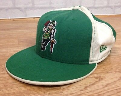 New Era Boston Celtics Nba Vintage Retro Sports Basketball Snapback Cap Hat