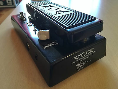 Vox Big Bad Wah - WORLDWIDE SHIPPING - Great Pedal