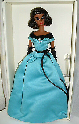 BARBIE SILKSTONE BALL GOWN NRFB - model muse doll collection da collezione