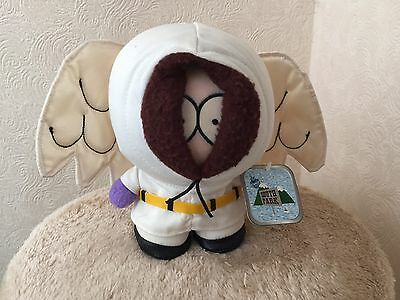 South Park Kenny Angel Plush Rare 1998 Limited Edition Plush With Tags