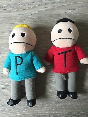 Terrence And Phillip Philip Soft plush toy South Park Rare