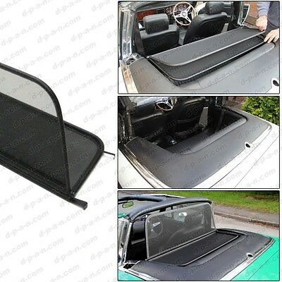 wind deflector to fit TRIUMPH STAG 1970 TO 1977 AFTERMAKET