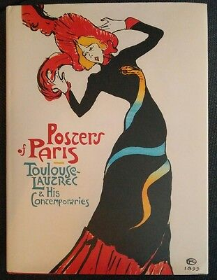 Posters of Paris: Toulouse-Lautrec and His Contemporaries by Mary Weaver Chapin…