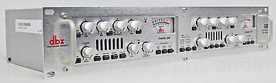 DBX 586 Dual Vacuum Tube Mic Preamp + Top Zustand + Made in USA + 1.5 J Garantie