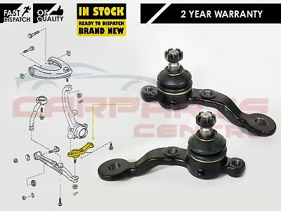 For Lexus Is200 Is300 Front Lower Right Left Suspension Arm Ball Joints Trw