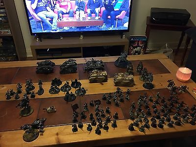 Imperial Guard Skitarii Huge Army Painted