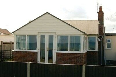 Norfolk Holiday Chalet - Sea View- W/C 2nd September 2017 - Beach Coast
