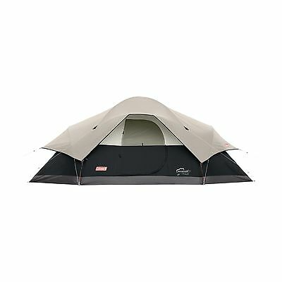 Coleman Red Canyon 8 Person Tent Black New