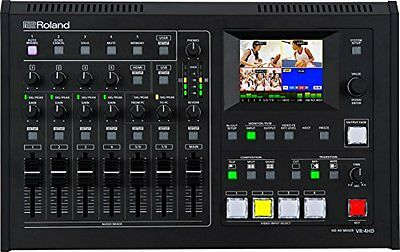 ROLAND VR-4HD HD AV Mixer All in one Japan #Fast shipp #With Tracking