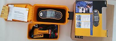 New Fluke 1652 Multifunction Installation Tester / Multimeter