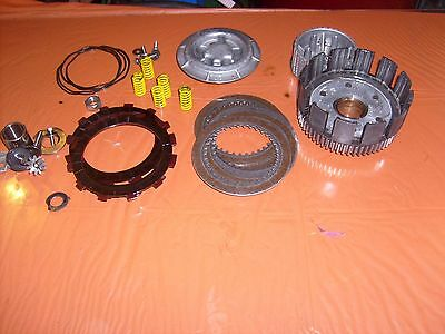 clutch parts  S2 350 Kawasaki 3 Cylinder triple  1972