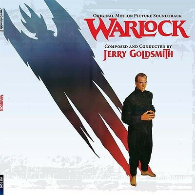 Jerry Goldsmith Warlock Soundtrack 2 X Vinyl LP Intrada Limited Edition New