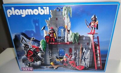 "Playmobill 3274 ""Woolworth Exclusive"" Wolfsritter Wolf Knights NEU OVP MISB NEUF"