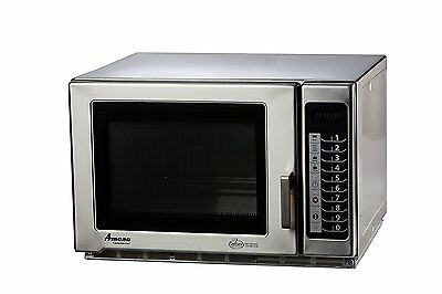 Accelerated Cooking Products RFS18TS Touch Panel Commercial Microwave Oven, RFS