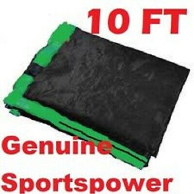 New Sportspower Trampoline Spare Parts 10 ft ft enclosure netting  safety net
