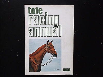 """tote Racing Annual 1969"""