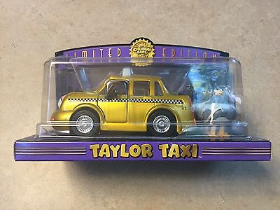 "New 2001 Limited Edition Chevron Cars   ""Taylor taxi"""