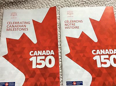 """May 2017 Canada Post STAMP Magazine-""""Canada 150"""" Stamps Info"""