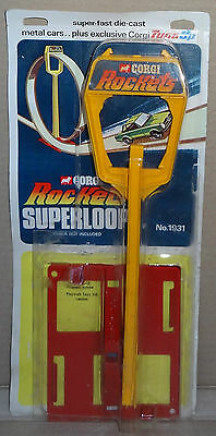 Corgi Rockets - 1931 Superloop - sealed original track accessory