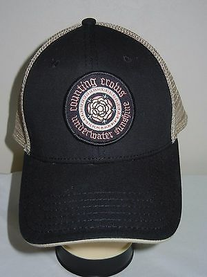 Counting Crows Underwater Sunshine OSFA baseball hat cap pink logo