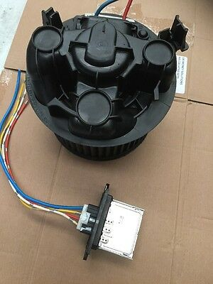 Nissan Micra Heater Blower Motor And Resistor Non A/c Type K12 2003-2009
