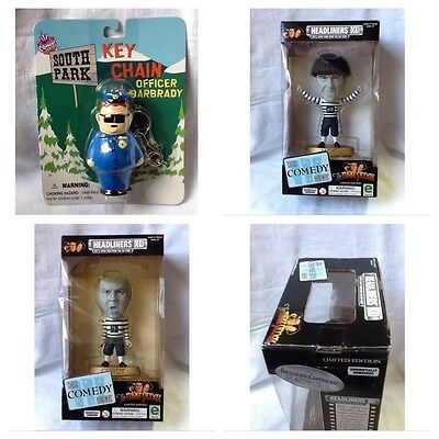 Huge Job Lot Clearance X16 Brand New FIGURES / Toy Story /  South Park / Toys