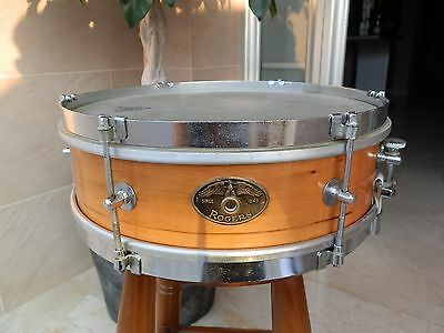 """Caja snare Rogers Holiday Eagle Badge1959 10""""x5"""" Vintage Drums"""