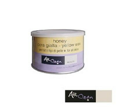 Honey Yellow Wax with vitamins and minerals. Professional SPA, Salon. 400ml