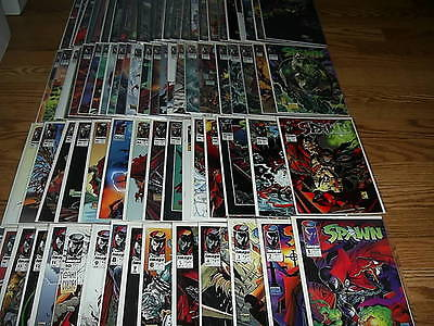 SPAWN 1-57 Complete Full Run Blood Feud Curse of MORE 1992 Image Todd McFarlane