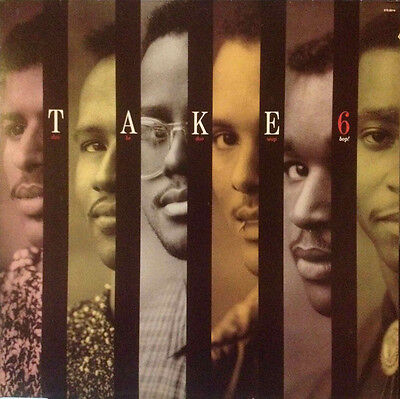Take 6 : Doo Be Doo Wop Bop LP (1988) (BUY 3 LPs PAY FOR ONLY 2)