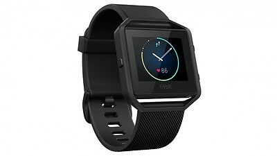 NEW Fitbit Blaze - [BRAND NEW and NEVER USED] FAST & FREE shipping WITHOUT STRAP
