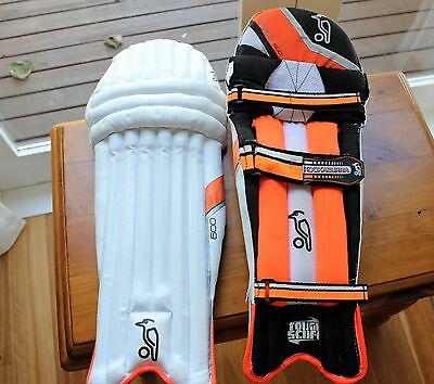 Kookaburra Firebird 600 Youth Cricket Pads