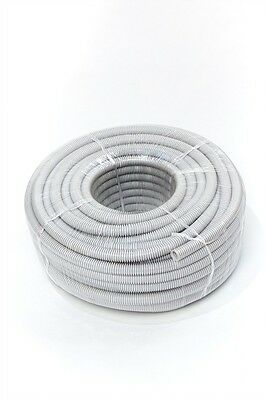 20MM Corrugated Conduit 25 m Roll Grey-high Quality- flexible conduit