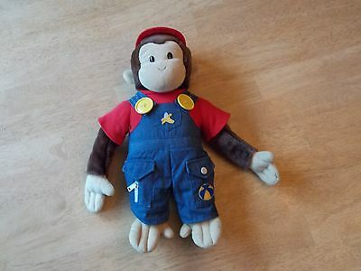 Gund Curious George Stuffed Animal 17 inches