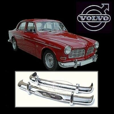 Volvo Amazon Coupe Sedan Euro Bumpers