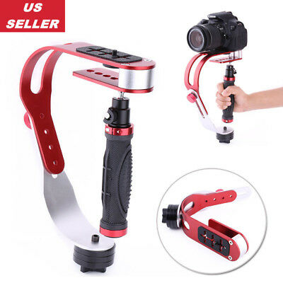 PRO Handheld Steadycam Video Stabilizer for Digital Camera Camcorder DV DSLR SLR