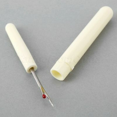 1pc Plastic handle Thread Cutter Ripper Stitch Seam Unpicker Sewing Craft Tool