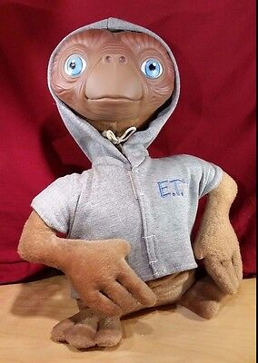 "Et 1998 12"" Applause Plush Extra Terrestrial Was Available At Universal Studios"