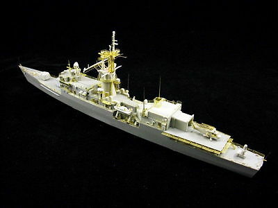 ORANGE HOBBY N03-070 1/350 USS Robert E. Peary FF-1073 Knox class frigate Resin